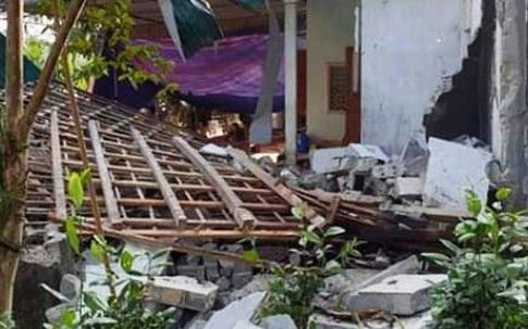 Vụ nổ nhà dân ở Nghệ An: Người con trai cũng không qua khỏi, con dâu phải cắt bỏ 2 chân