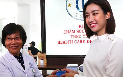 Hoa hậu Mỹ Linh đăng ký hiến tạng: 'Được truyền cảm hứng từ câu chuyện bé Hải An'