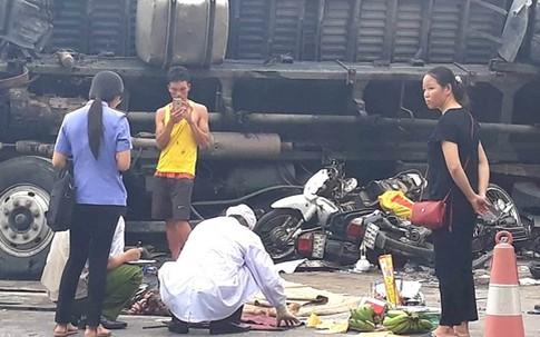 Vụ tai nạn kinh hoàng trên QL5: Ám ảnh lời kể nhân chứng