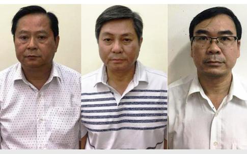 Ngày mai (26/12), nguyên Phó Chủ tịch UBND TP.HCM Nguyễn Hữu Tín hầu tòa