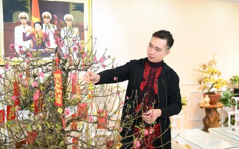 NTK Đỗ Trịnh Hoài Nam chia sẻ hai điều tự hào trong năm cũ