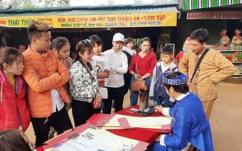 Thanh Hóa: Nét mới trước ngày khai hội đền Nưa – Am Tiên