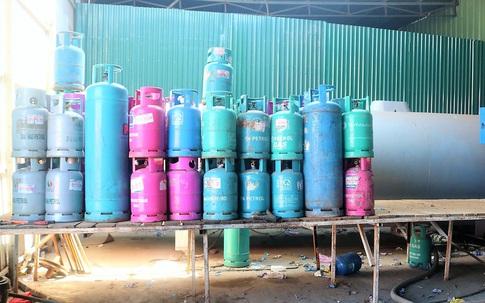 Hải Phòng: Phát hiện nhiều thiết bị sang chiết gas trong cảng Lê Quốc