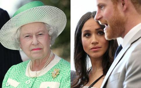 Nhà Meghan Markle bị nghị sĩ Mỹ yêu cầu giữ im lặng nếu không muốn mất hết mọi thứ, Harry chuẩn bị đối mặt với Nữ hoàng Anh sau bê bối