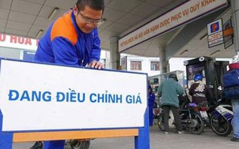 Xăng dầu chính thức tăng giá sau 2 lần giảm liên tiếp
