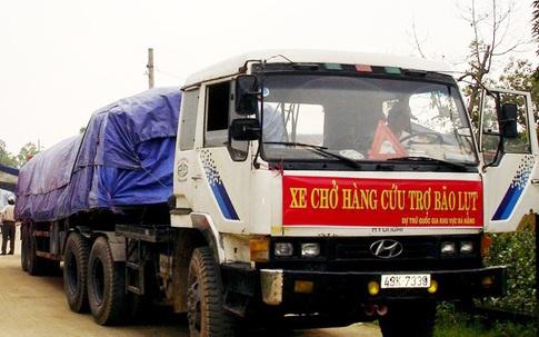 Khẩn cấp chuyển 5.000 tấn gạo từ nguồn dự trữ quốc gia cứu đói cho 5 tỉnh miền Trung