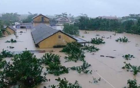 """Từ Nghệ An đến Phú Yên, cảnh báo """"khẩn"""" nguy cơ """"vỡ"""" thuỷ điện, hồ chứa từ đêm nay"""