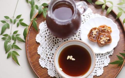 Mùa đông nhà tôi mỗi ngày không thể thiếu món trà này để đảm bảo cả nhà không bao giờ ốm mà da dẻ luôn mịn màng căng mướt