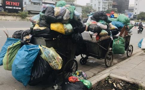 Phố Yên Phụ, Tây Hồ ngập chìm trong rác, Hà Nội chỉ đạo làm rõ trách nhiệm