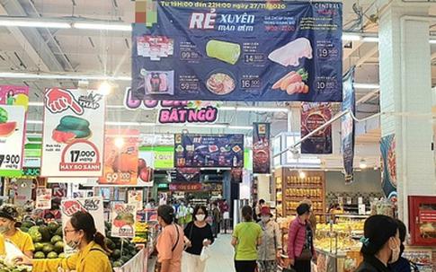 Hà Nội: Mua hàng trong đêm 27/11, người tiêu dùng được giảm giá từ 70% đến miễn phí