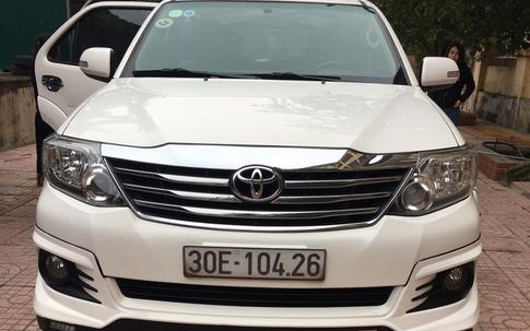 Hà Tĩnh: Truy bắt thành công xế hộp gây tai nạn rồi bỏ trốn