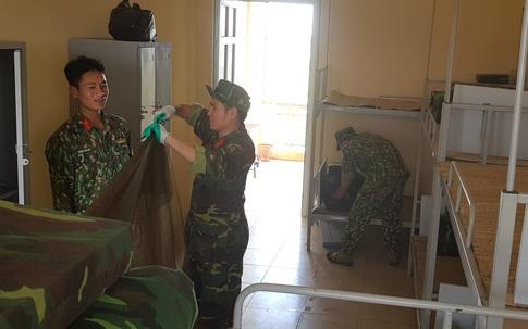 Bên trong khu cách ly hơn 500 công dân Việt Nam trở về từ vùng dịch