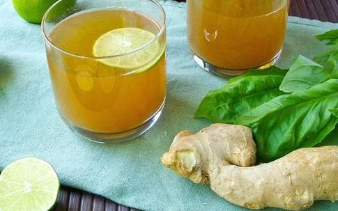 Thực hư hiệu quả của cách sử dụng gừng với thảo dược khi giao mùa để tăng sức đề kháng, sạch phổi, phòng bệnh