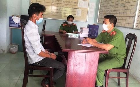 Bắt tạm giam kẻ tát cán bộ công an huyện ở chốt kiểm soát dịch