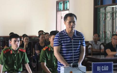 Hà Tĩnh: Kẻ dùng dao sát hại vợ nhận án chung thân