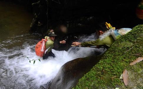 """""""Đội đặc nhiệm núi rừng"""" duy nhất trên cả nước ở Nghệ An"""