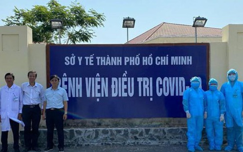 TP.HCM: Bệnh viện Điều trị COVID-19 Cần Giờ hoạt động trở lại từ ngày mai