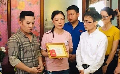 Truy tặng Huy hiệu Tuổi trẻ dũng cảm cho nam sinh tử nạn vì cứu 2 nữ sinh