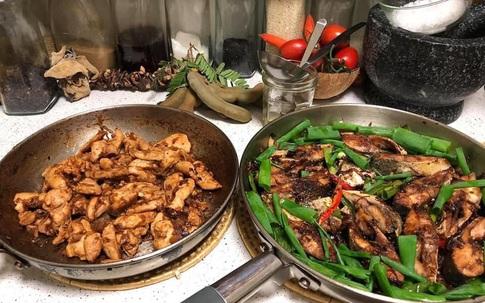 Thắng nước hàng từ củ này, cá, thịt kho lên màu đẹp lung linh lại ngọt, thơm vô đối mà không cần tới đường hay mì chính
