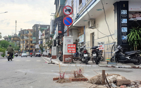 Lời kể nhân chứng vụ xe điên Lexus trên phố đi bộ Tam Bạc, Hải Phòng làm 1 phụ nữ thiệt mạng
