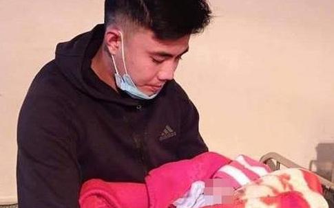 Nghệ An: Xót thương bé gái khoảng 10 ngày tuổi bị bỏ rơi trong tiết trời rét buốt