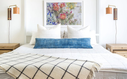 Những mẹo hay dễ áp dụng để nới rộng phòng ngủ có diện tích nhỏ
