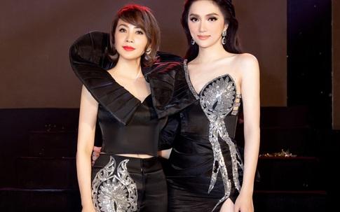 NTK Tuyết Lê bật mí về chiếc đầm truyền cảm hứng cho cộng đồng LGBT của Hoa hậu Hương Giang
