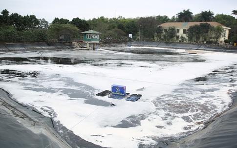 Đo tại chỗ, công nghệ Nhật Bản làm giảm gần 100% mùi ở hồ chứa nước rác Nam Sơn