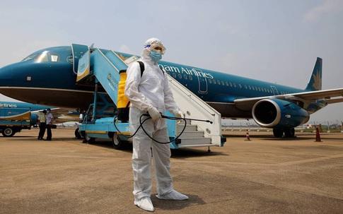 Hành khách bắt buộc khai báo y tế online trước khi lên máy bay nội địa