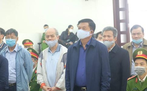 Tuyên phạt ông Đinh La Thăng 11 năm tù