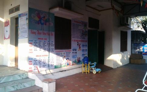 Hà Nội: Bé 2 tuổi tử vong trong buổi đầu tiên đến lớp mầm non