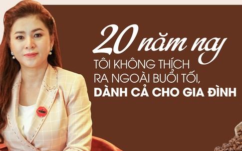 """""""Nữ tướng cà phê"""" Lê Hoàng Diệp Thảo: Đàn ông không thích phụ nữ dựa dẫm hoàn toàn vào họ"""