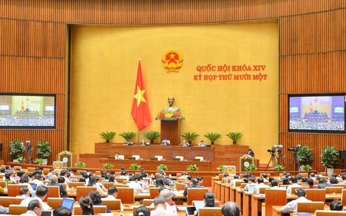 Hôm nay, Quốc hội bổ nhiệm một số Phó Thủ tướng, các thành viên của Chính phủ và họp phiên bế mạc