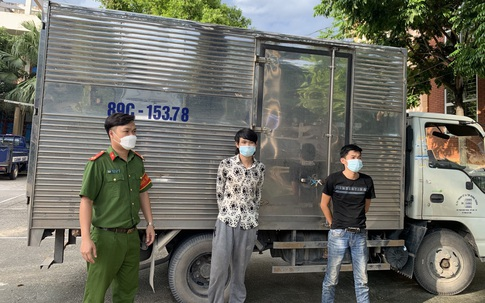 Quảng Ninh phát hiện 1 trường hợp cố thủ trên xe, trốn khai báo y tế