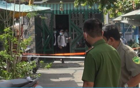 Hai vợ chồng bị sát hại ở TP.HCM