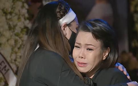 Việt Hương: 'Tôi căng thẳng suốt quá trình đồng hành với Phi Nhung'