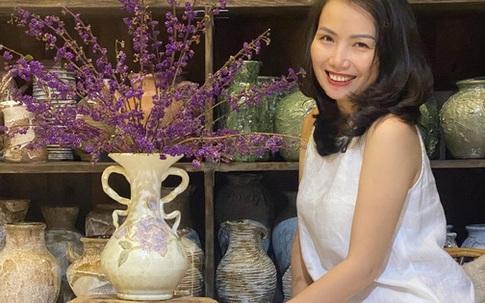 """120.000 đồng/set hoa Tử Châu, chị em nô nức rinh về cắm """"tím sắc nhà"""", đốn tim cư dân mạng khiến ai nấy đều nức nở khen"""