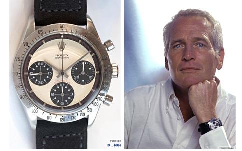 Tài tử Paul Newman đã khiến đồng hồ Rolex Daytona trở nên đắt giá như thế nào?