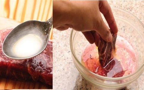 Với 8 cách sau đây thì miếng thịt dai nào cũng trở nên không chỉ mềm mà còn ngọt thịt