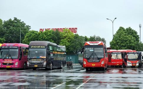 Thí điểm vận tải khách đường bộ trở lại: Tuyến nào ở Hải Phòng cũng vắng