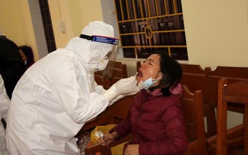 Nữ sinh viên Hải Dương mắc COVID-19 sau khi trở về từ tâm dịch TP. Hồ Chí Minh