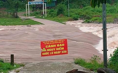 Quảng Bình: Di dời công nhân thủy điện ra khỏi khu vực có nguy cơ sạt lở
