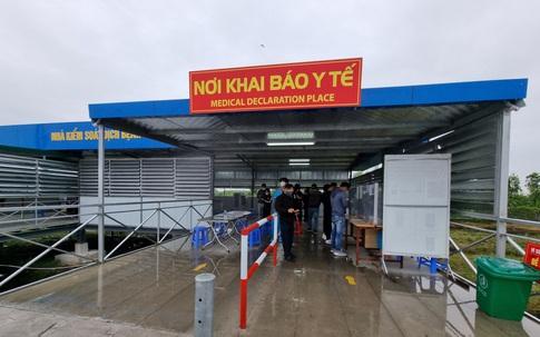 Quảng Ninh thống nhất việc đi lại, cách ly đối với người dân khi vào địa bàn