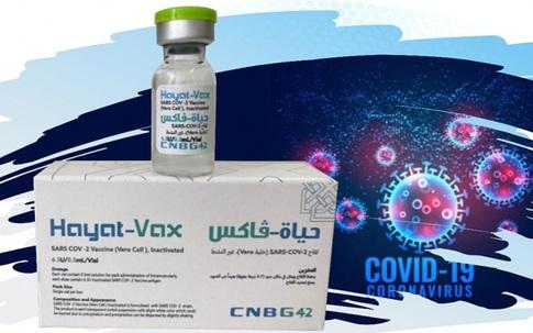 Ai nên và không nên tiêm vaccine Hayat-Vax phòng COVID-19?
