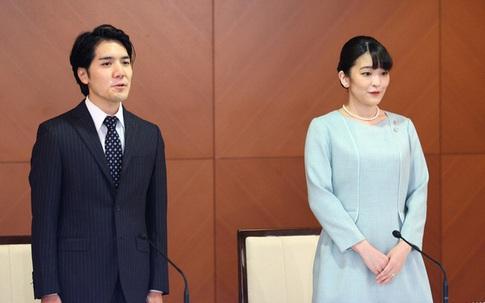 """Khoảnh khắc nhỏ của công chúa Mako khiến dư luận rơi nước mắt: """"Gia đình đã ủng hộ cô ấy vậy sao chúng ta không chúc phúc"""""""