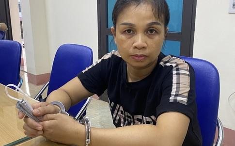 Bắt nữ quái gây ra 2 vụ trộm trong trụ sở cơ quan nhà nước