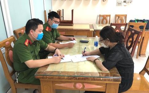 """Quảng Ninh: Bắt nữ quái """"nổ"""" quen nhiều lãnh đạo để lừa đảo"""