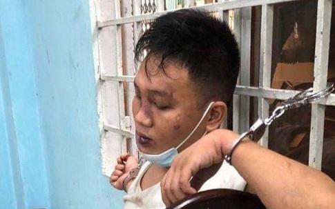 Thượng úy cảnh sát ở TP.HCM bị đâm nhiều nhát
