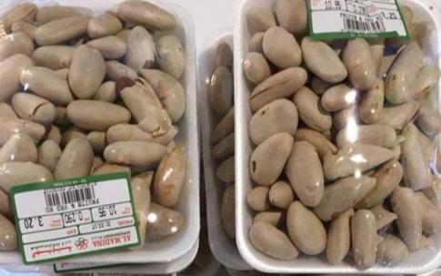Bất ngờ với loại hạt người Việt ăn xong thường bỏ đi lại được coi là bổ dưỡng, bán 200.000 đồng/kg tại Nhật