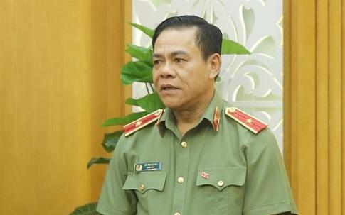Giới thiệu Giám đốc Công an tỉnh Nghệ An làm Chủ tịch UBND tỉnh Hà Tĩnh